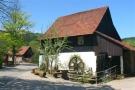 Die Mühle im Sommer