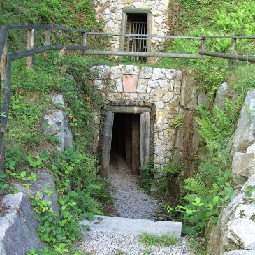 "Besucherbergwerk ""Silbergründle"""