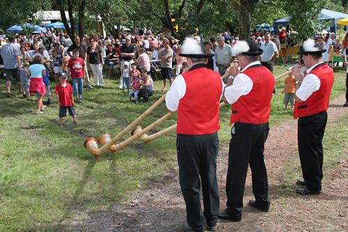 großes Mühlenfest am Sonntag, 12. August 2018