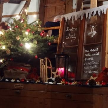 Weihnachtliche Stubete mit Fidelius Waldvogel am 21. Dezember 18