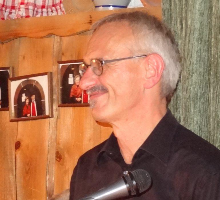 Reinhard Mey Lieder mit Martin Karl in Vollmer´s Mühle am 09. November 2018