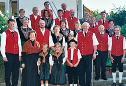 Die Gruppen des Heimat- und Verkehrsvereins